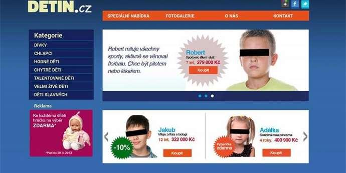 Dětín.cz  Můžete si koupit dítě přes e-shop  – Maminka.cz dafe8f019a