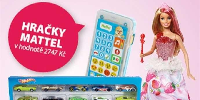 Hlasujte pro Maminku roku a vyhrajte balíček od Mattela – Maminka.cz 617a60c07f