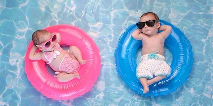 18d0a41389b Jak obléct miminko v létě  Poradíme vám
