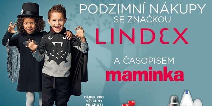 Pojďte s časopisem Maminka na Podzimní nákupy se značkou Lindex ... d7efb033d22