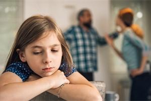 Chraňte své děti během rozvodu: Tohle byste rozhodně neměli dělat