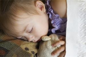Látkové mazlicí pleny i ušmudlaní plyšáci. Proč je děti milují?