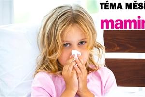 Pár dní ve školce a už je zase nemocné? Poradíme vám, jak podpořit imunitu