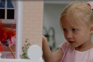 Testujeme s dětmi: Dřevěné hračky Woody zabaví batolata i školáky