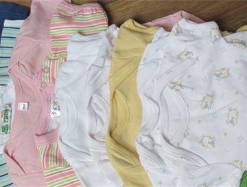 564cf482a84 Prodám  kojenecké oblečení vel.56-74 – bazar Maminka.cz
